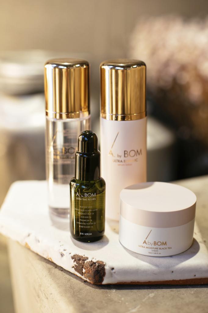 Productos de belleza A. by BOM