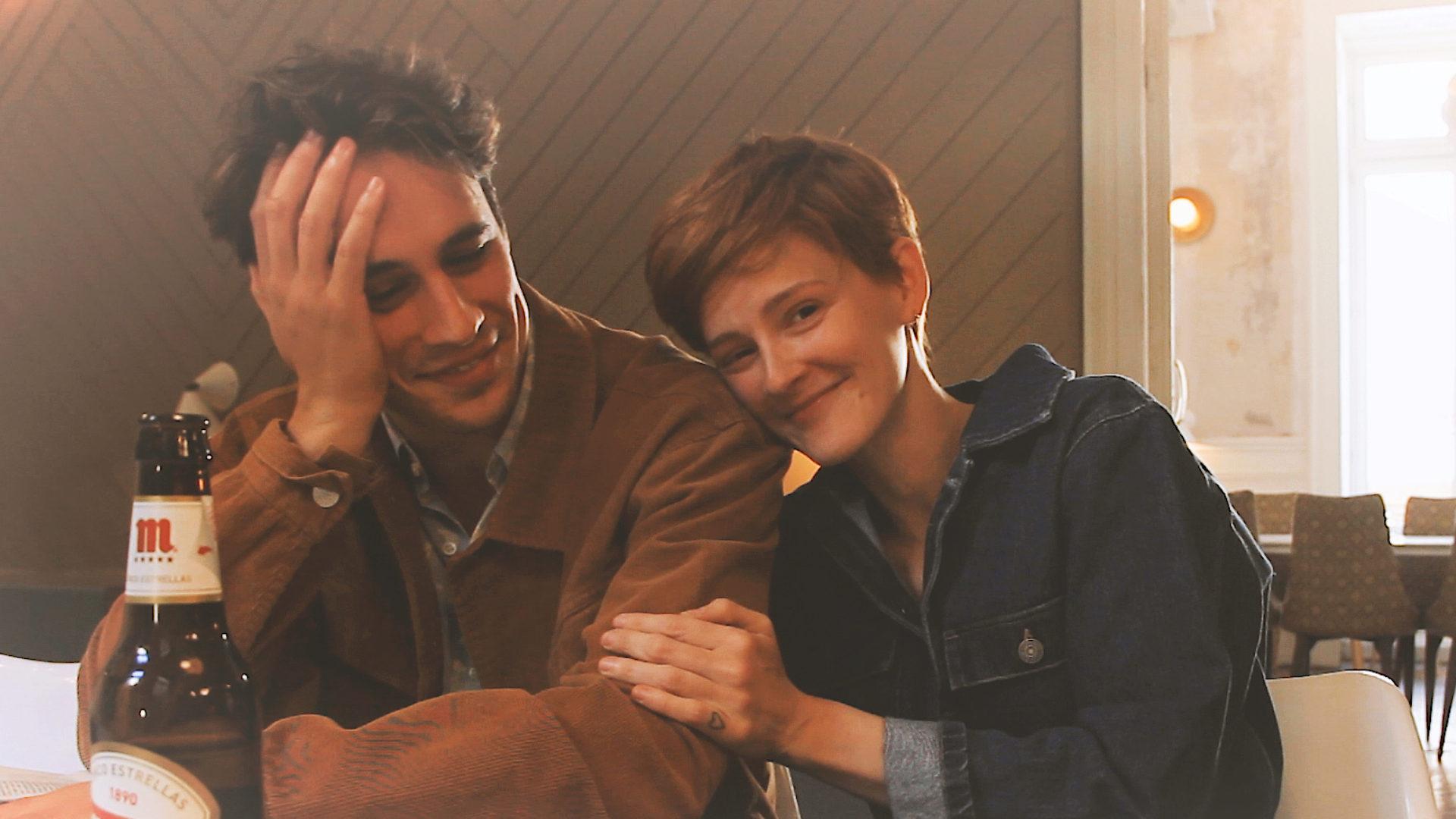 Martiño Rivas y Ana Polvorosa han conseguido que su amistad...