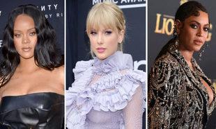 La lista de las 10 famosas mejor pagadas, según Forbes.