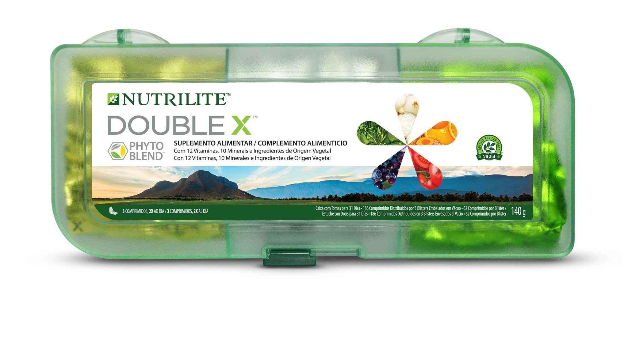 Double X de Nutrilite