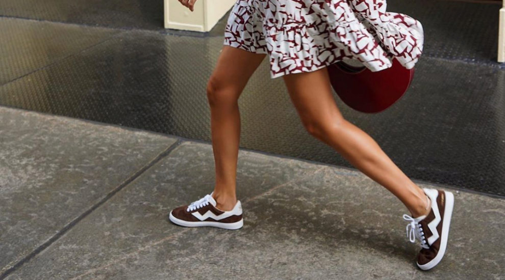 Gala González es una de las insiders que más zapatillas lleva