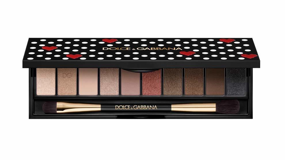 Eye Dots Palette de Dolce & Gabbana