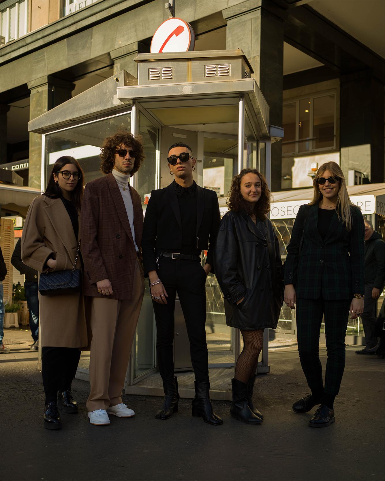Jóvenes talentos del Instituto Marangoni colaboran con Zara en su...