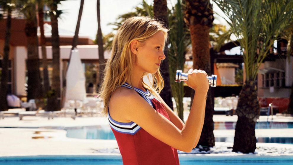 Existen muchos ejercicios para fortalecer los brazos que podemos hacer...