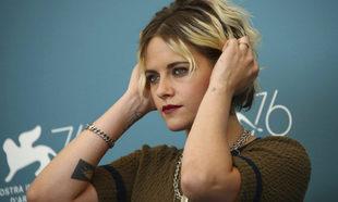 Kristen Stewart durante la presentación de su última película,...