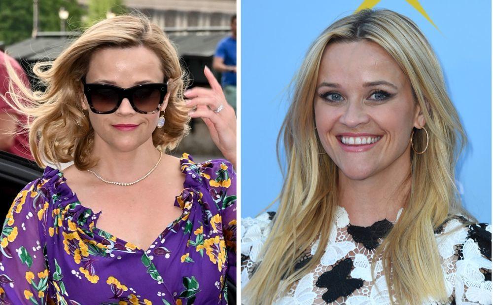 El corte de pelo de Reese Witherspoon.