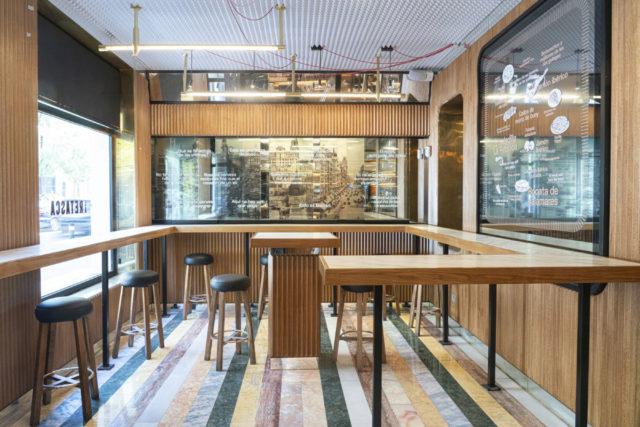Iqos Co Hortaleza 87 Restaurantes De Madrid Dónde