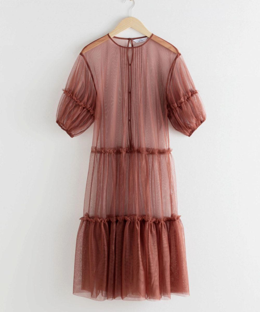 Vestido de tul, de & Other Stories (99 euros).