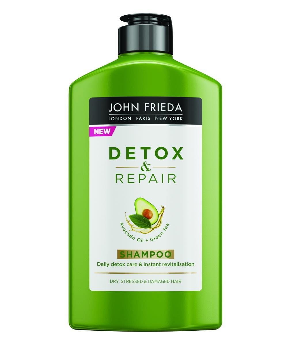 Champú Detox & Repair de John Frieda.