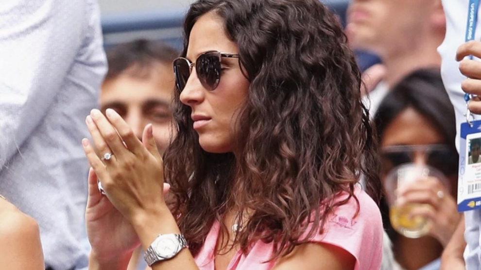Xisca Perelló, el gran apoyo de Rafa Nadal