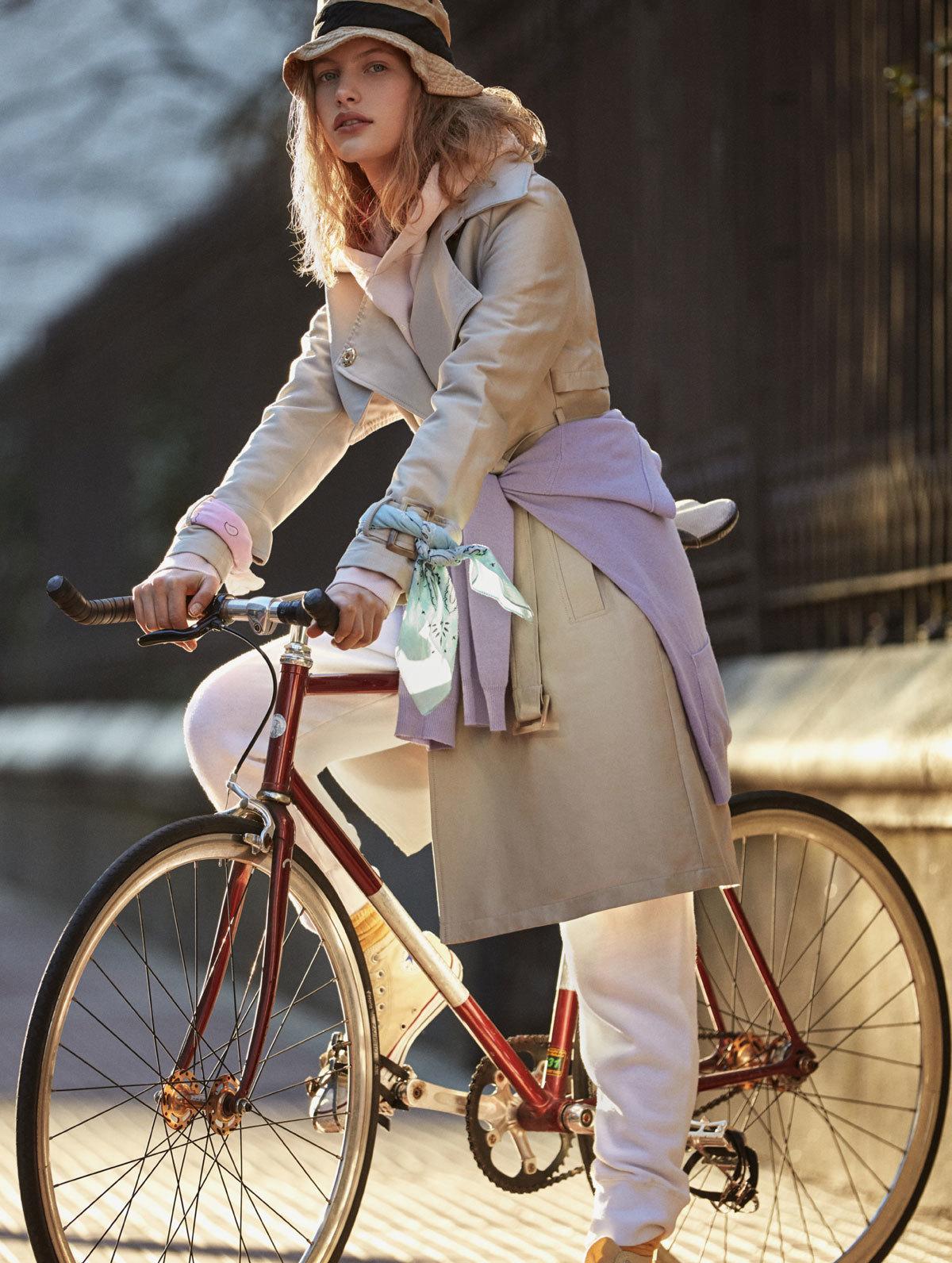 Muévete en bicicleta, caminando o transporte público.
