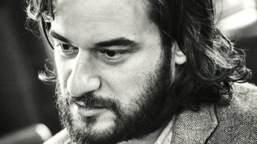 El periodista Manuel Jabois, autor de Malaherba.