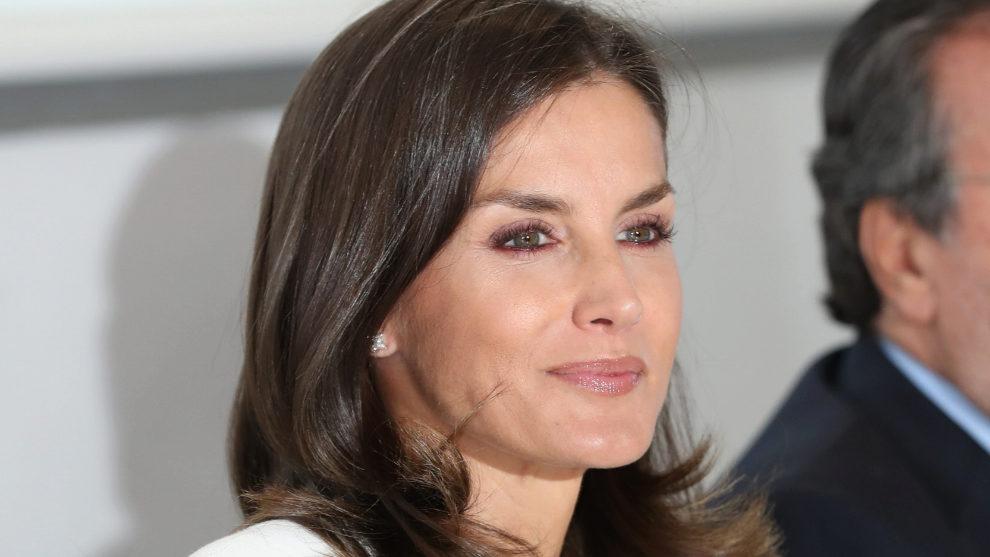 La Reina Letizia y su truco de maquillaje para ampliar la mirada