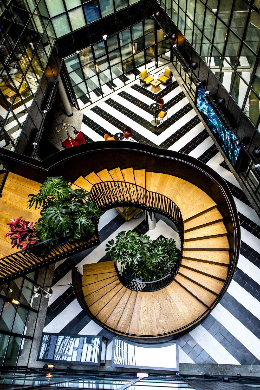 El hotel Only You Atocha (Madrid), donde se celebra el encuentro con...