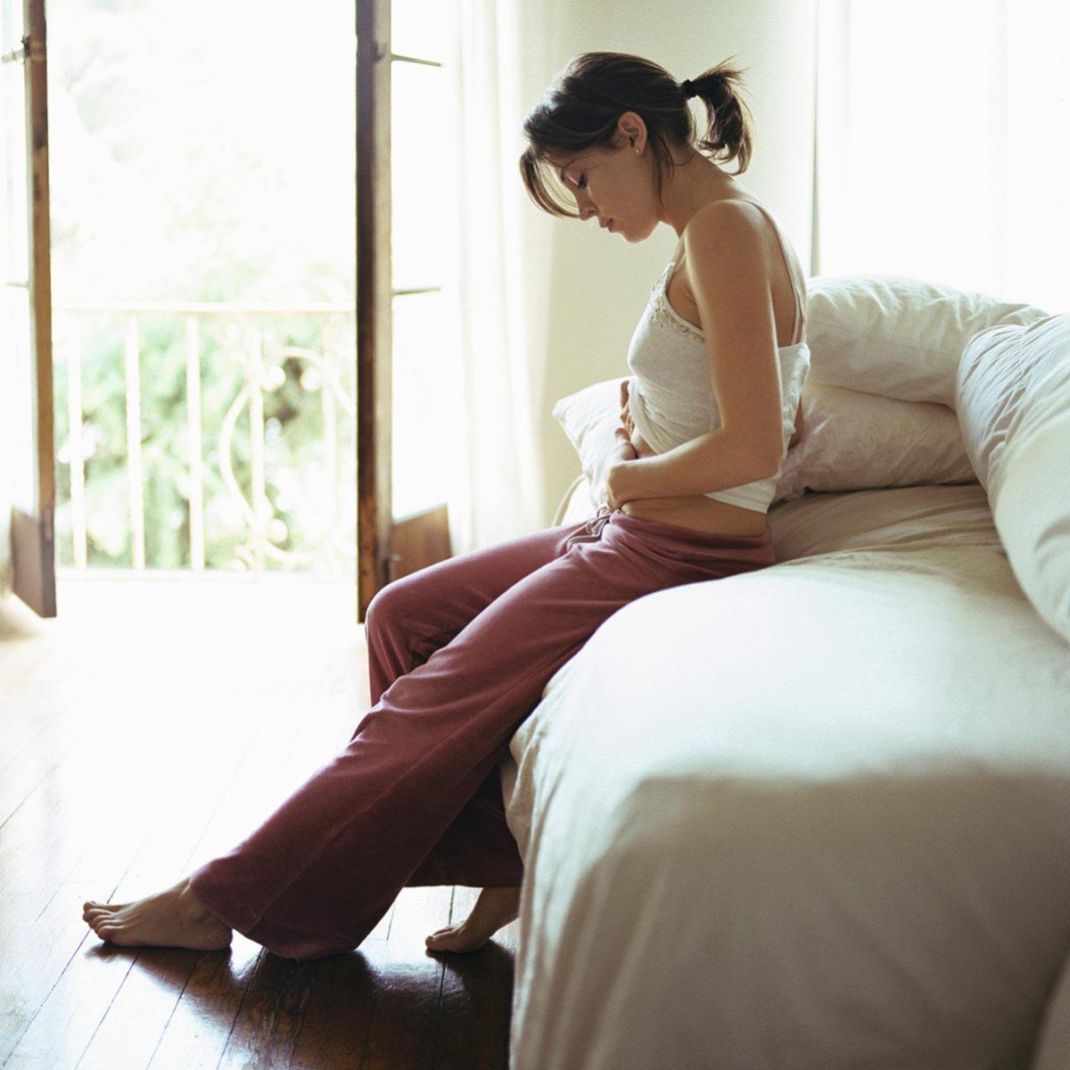 La candidiasis es frecuente durante los embarazos.