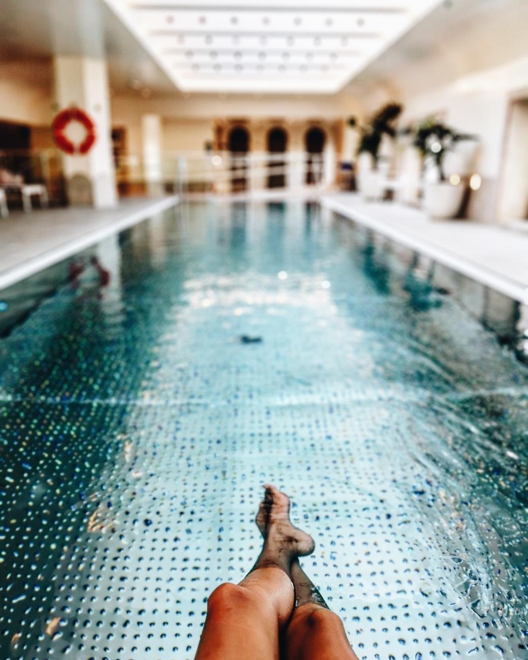 El hotel Torre Barceló Madrid abre un nuevo espacio wellness en su...