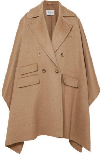 Capa tipo abrigo de Max Mara