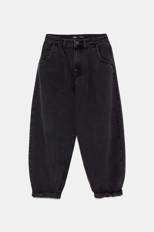 Slouchy jeans de Zara (29,95 euros).
