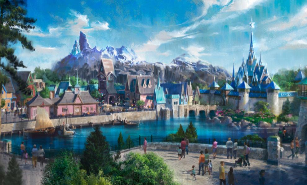La gran novedad de Disneyland París: el nuevo área de Frozen