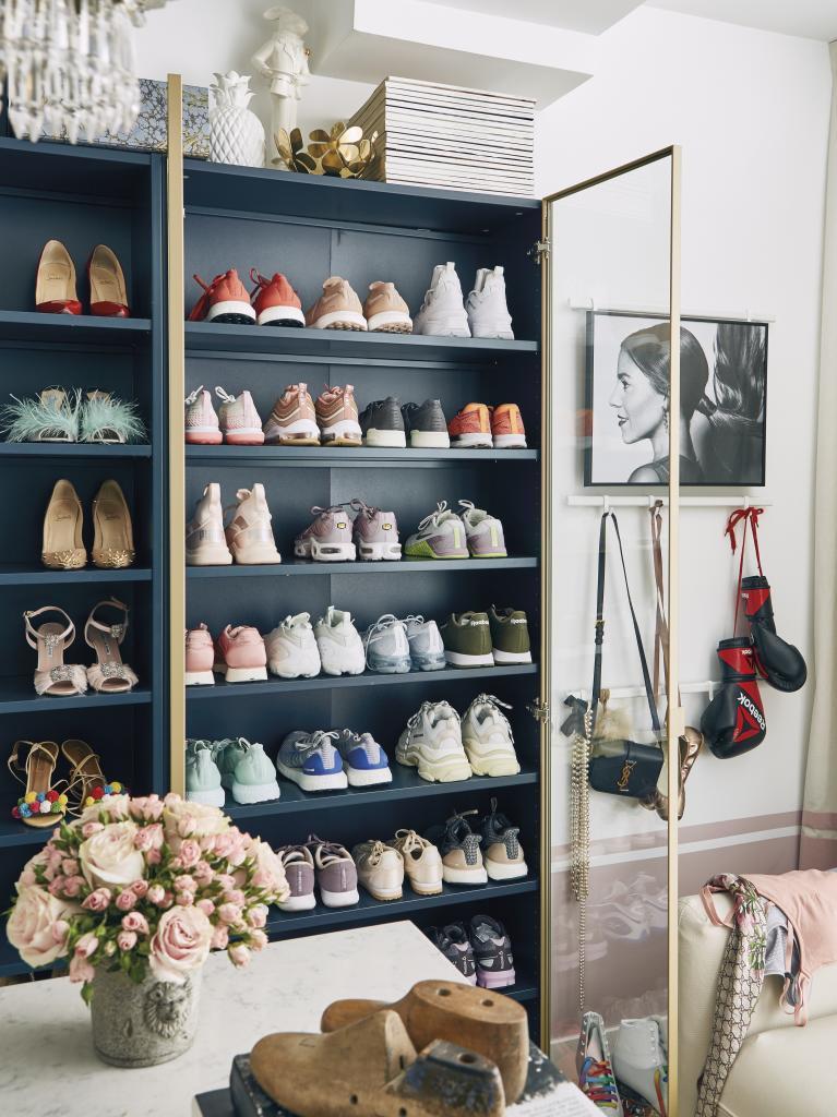 Organiza en tu armario los looks que llevarás a lo largo de la semana.