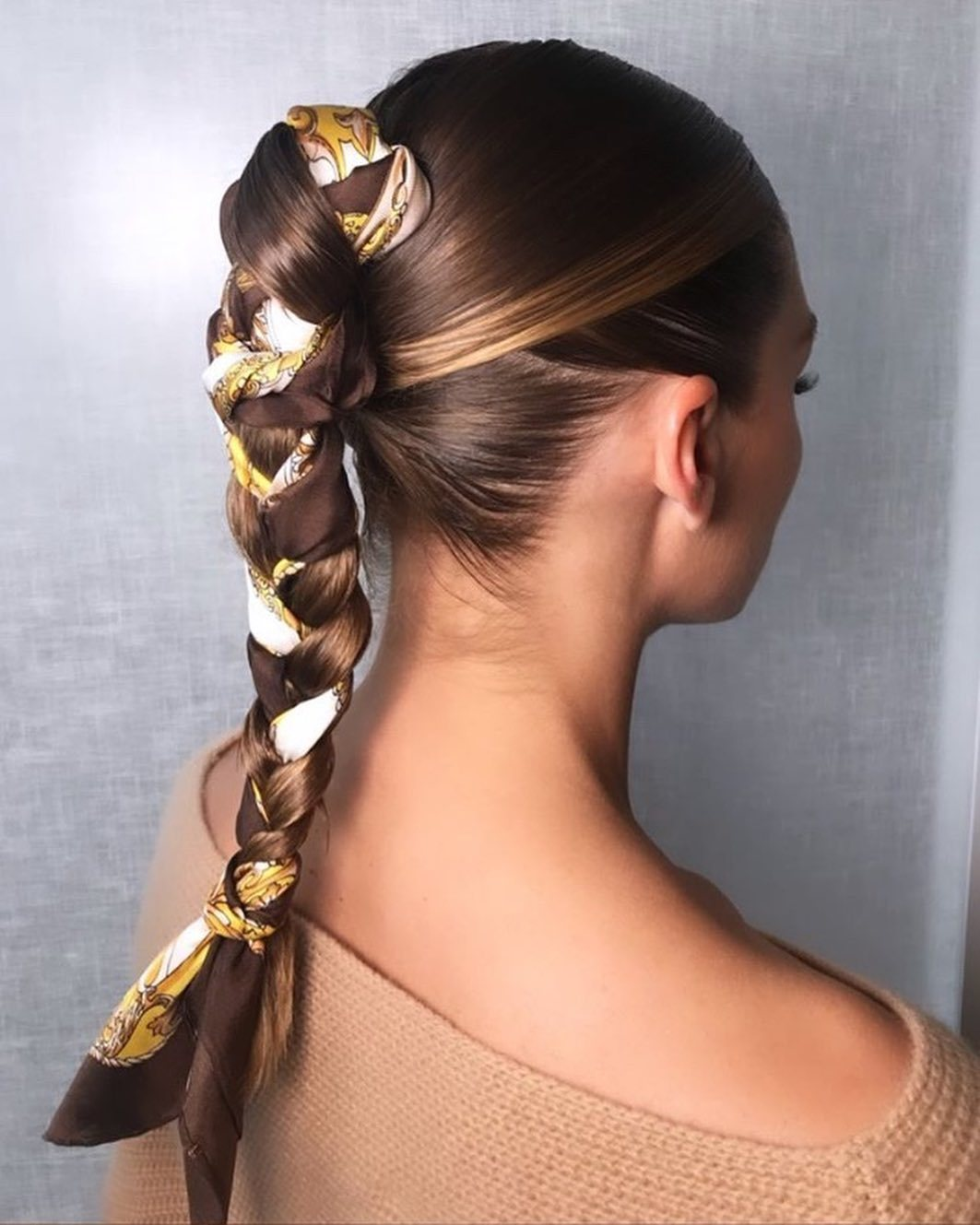 El peinado favorito de Olivia Palermo este otoño