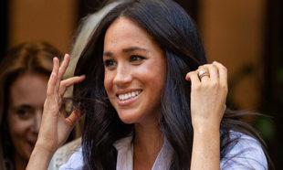 La duquesa de Sussex  Meghan Markle regresa tras su baja de maternidad