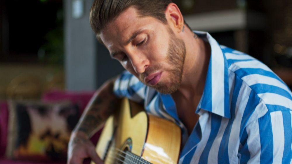 El flamenco es una de las grandes aficiones de Sergio Ramos