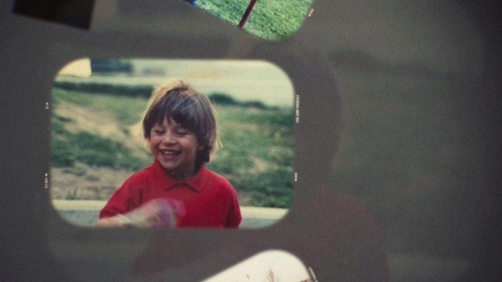 Sergio Ramos de pequeño