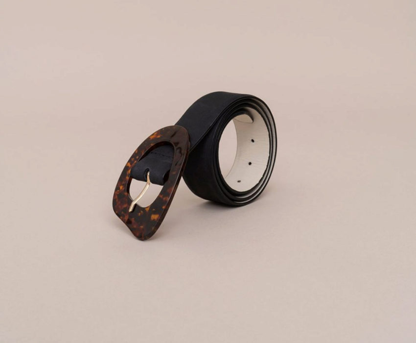 Cinturón negro carey