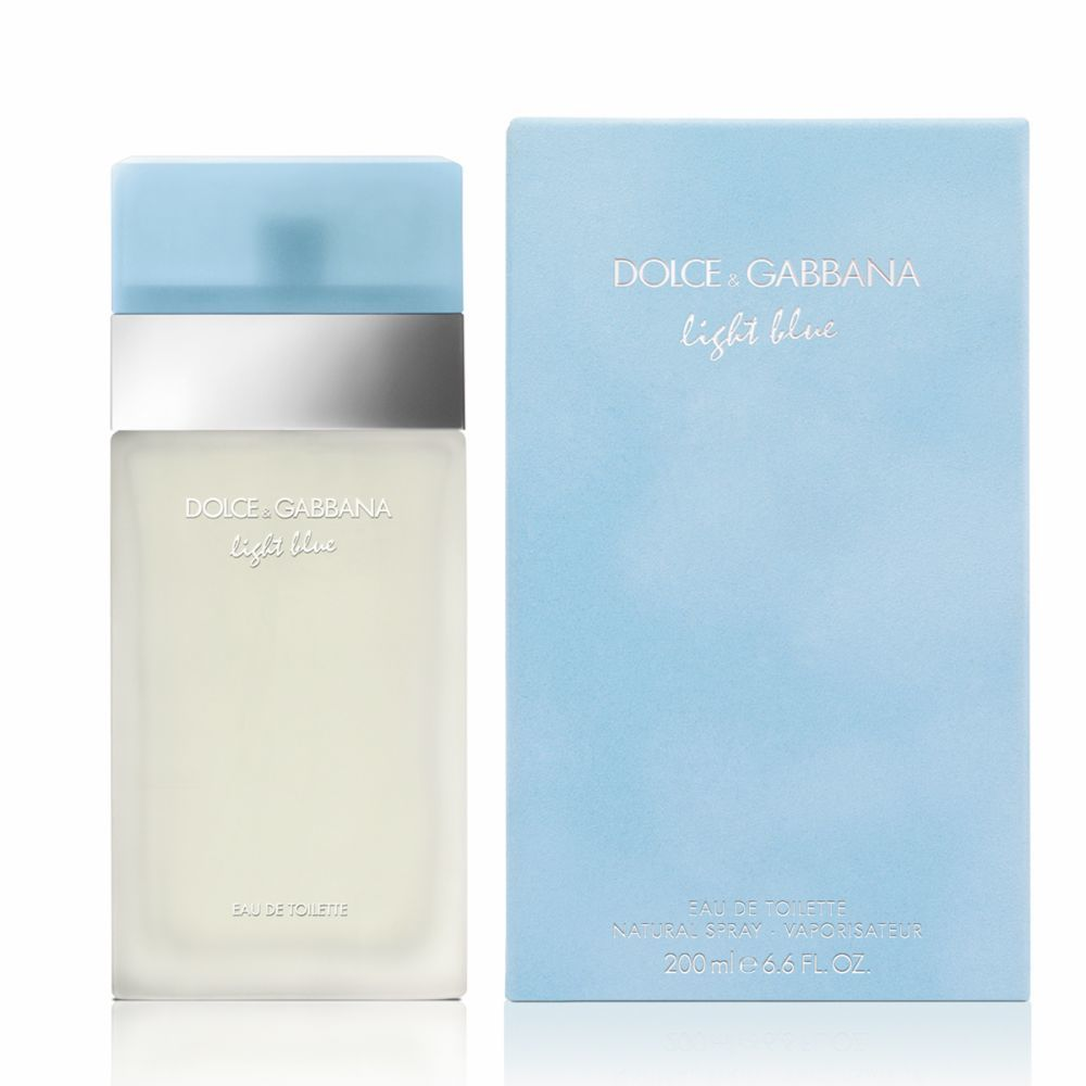 Light Blue Pour Femme, de Dolce