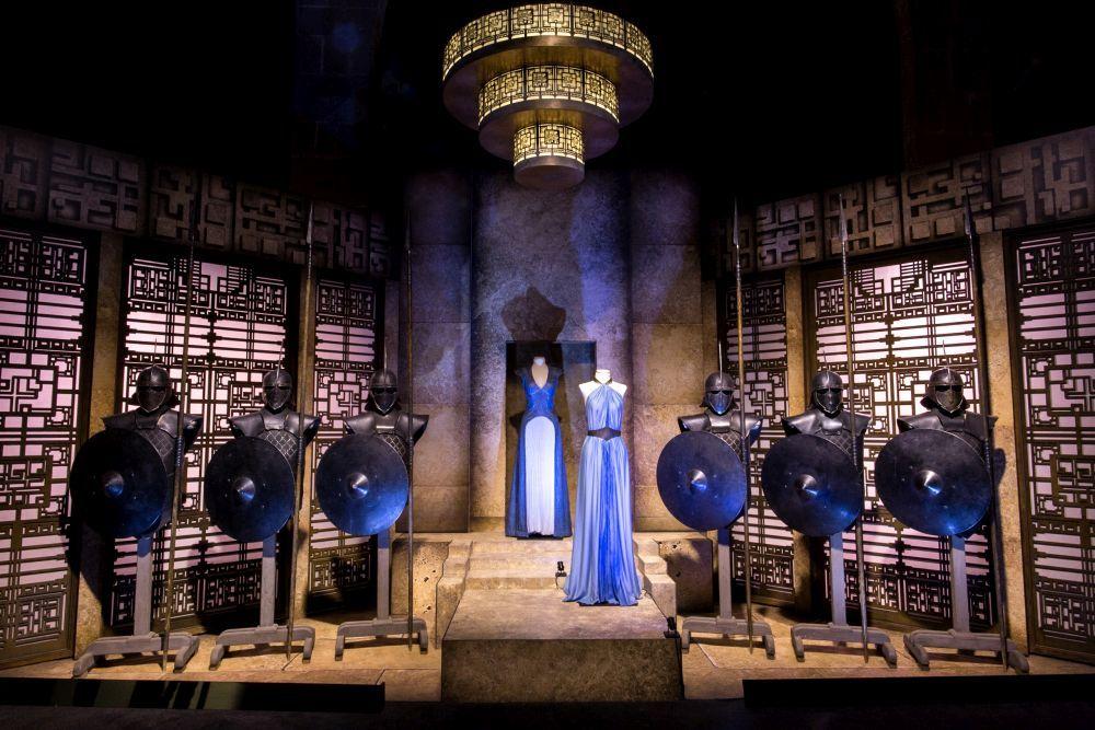 Vestuario de la Casa Targaryen y de los Inmaculados.