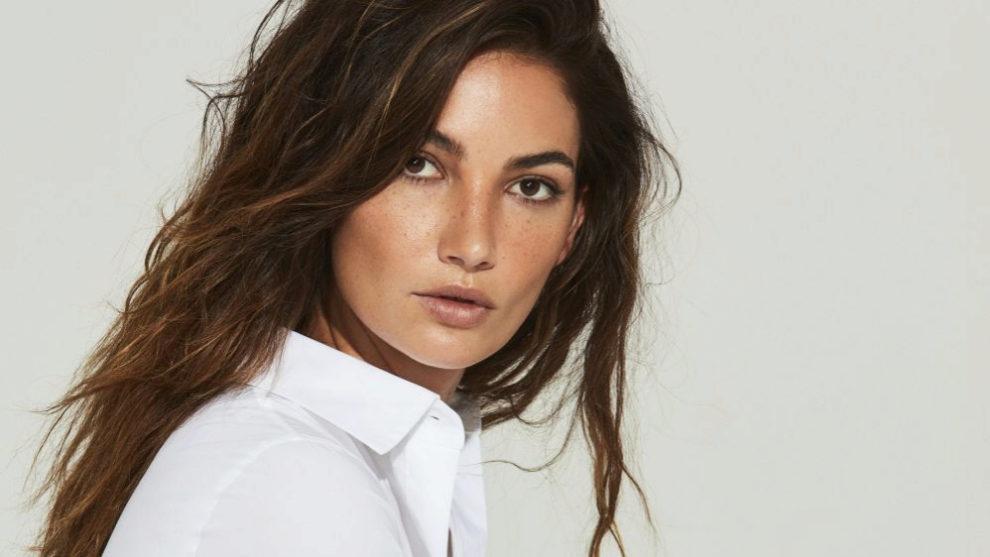 La modelo Lily Aldridge posee una belleza natural que inspira dentro y...