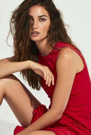 Abanderada de una belleza y un maquillaje natural, Lily Aldridge es...