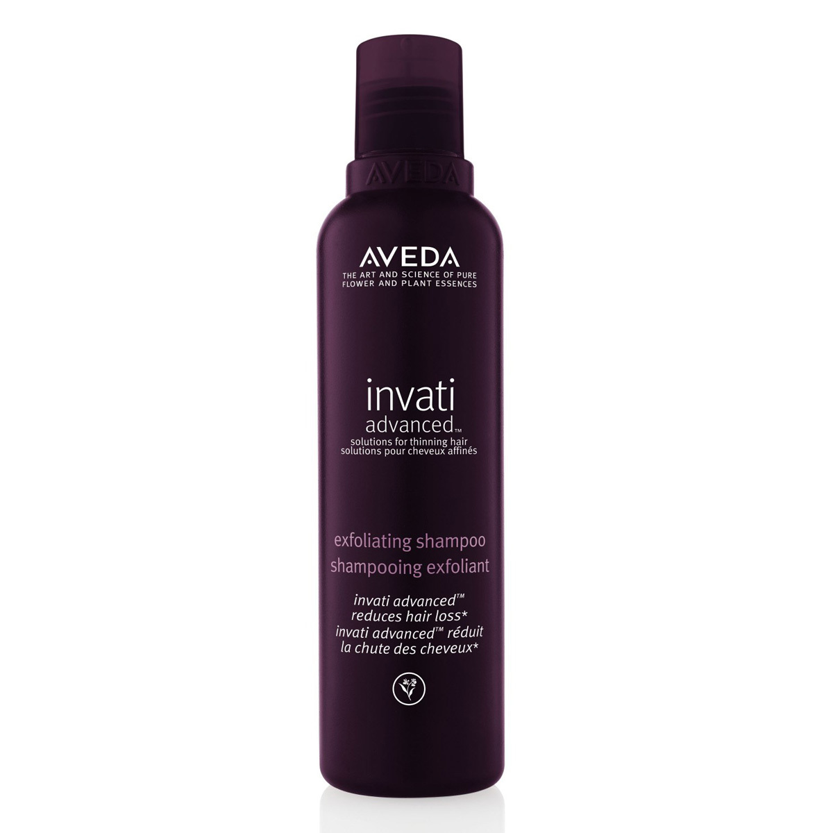 Champú exfoliante Invati Advanced de Aveda.