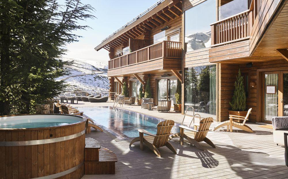 Lodge Ski & Spa Sierra Nevada