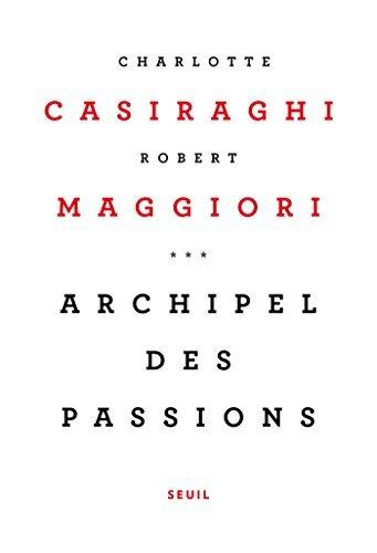 """""""Archipiélago de pasiones"""", el tratado filosófico de Carlota Casiraghi."""