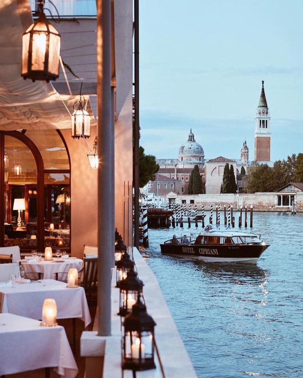 Hotel Cipriani, Venecia