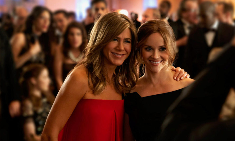 "Jennifer Aniston y Reese Witherspoon protagonizan ""The Morning Show"",..."