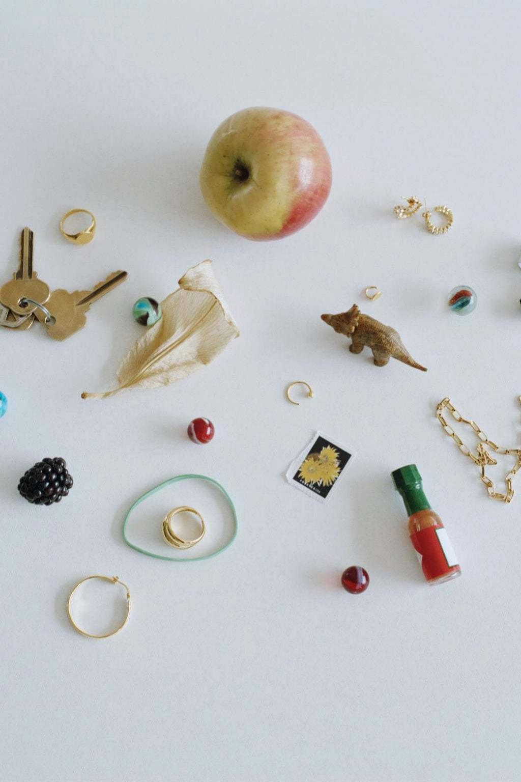 Algunas de las joyas de la colección de Zara