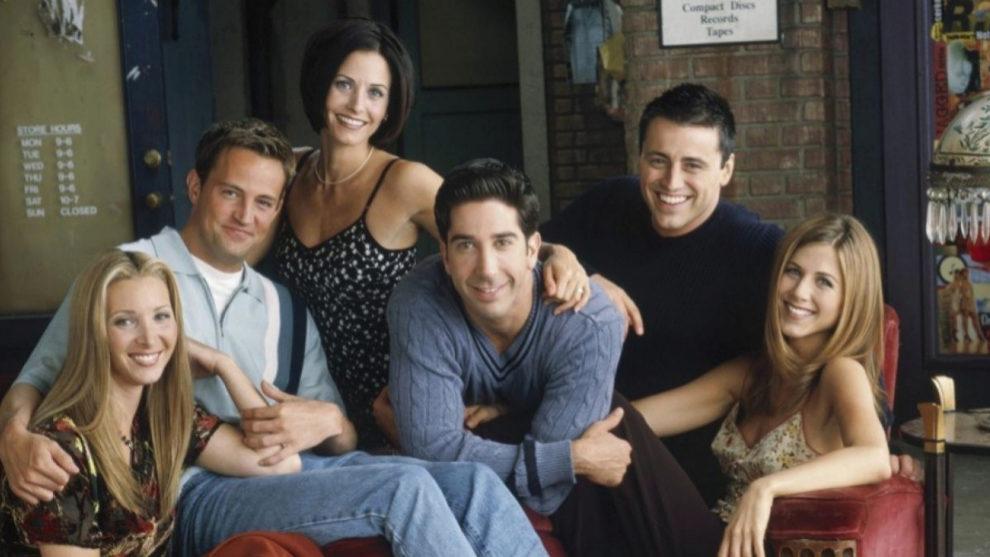 Los protagonistas de Friends celebran su 25 aniversario