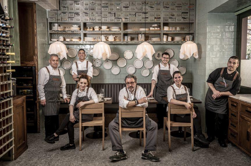 El equipo de La Cocina de Frente