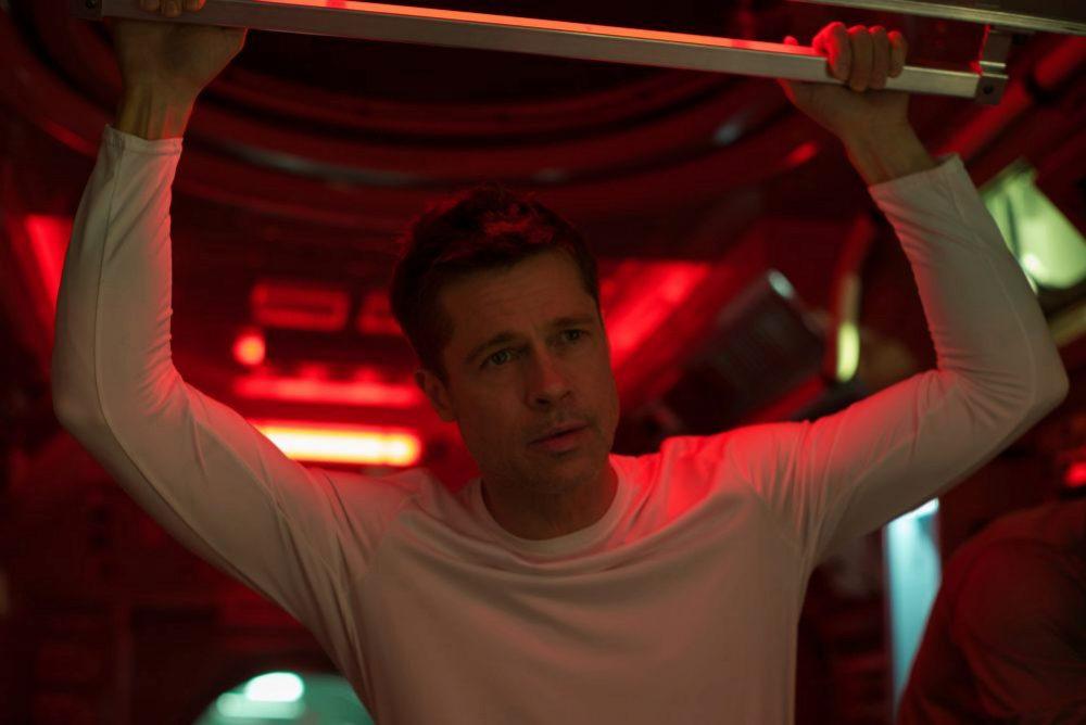 Brad Pitt en Ad Astra