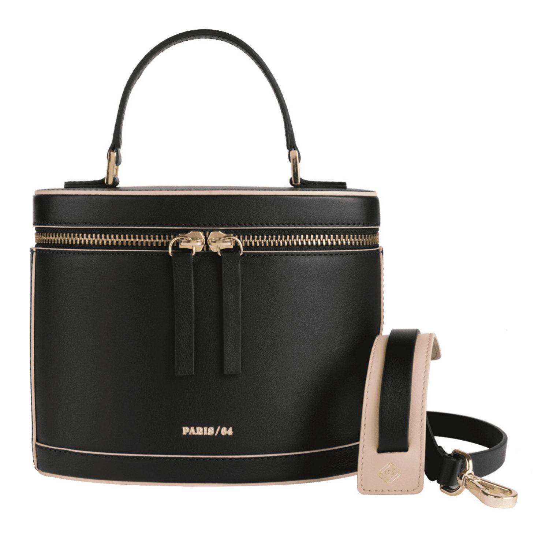 Bolso modelo 'Primastic Black' de Paris 64