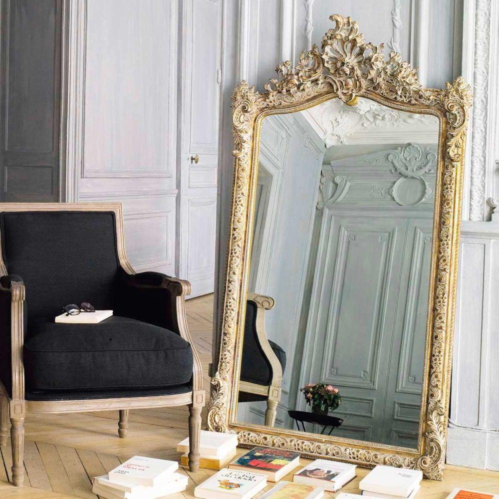 Espejo de suelo, de Maison Du Monde.