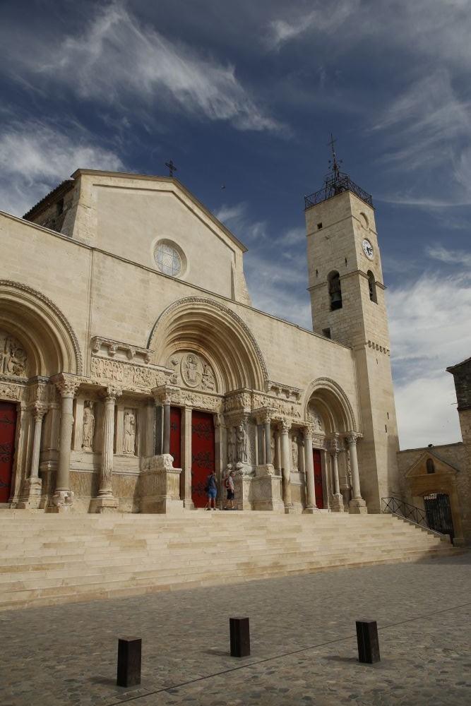Abadía de Saint Gilles