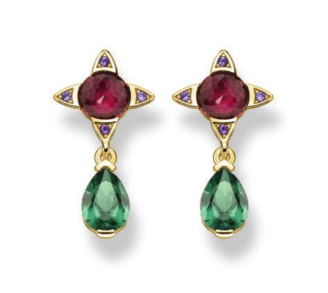 La nueva colección de Thomas Sabo, Magic Stones, incluye piezas con...