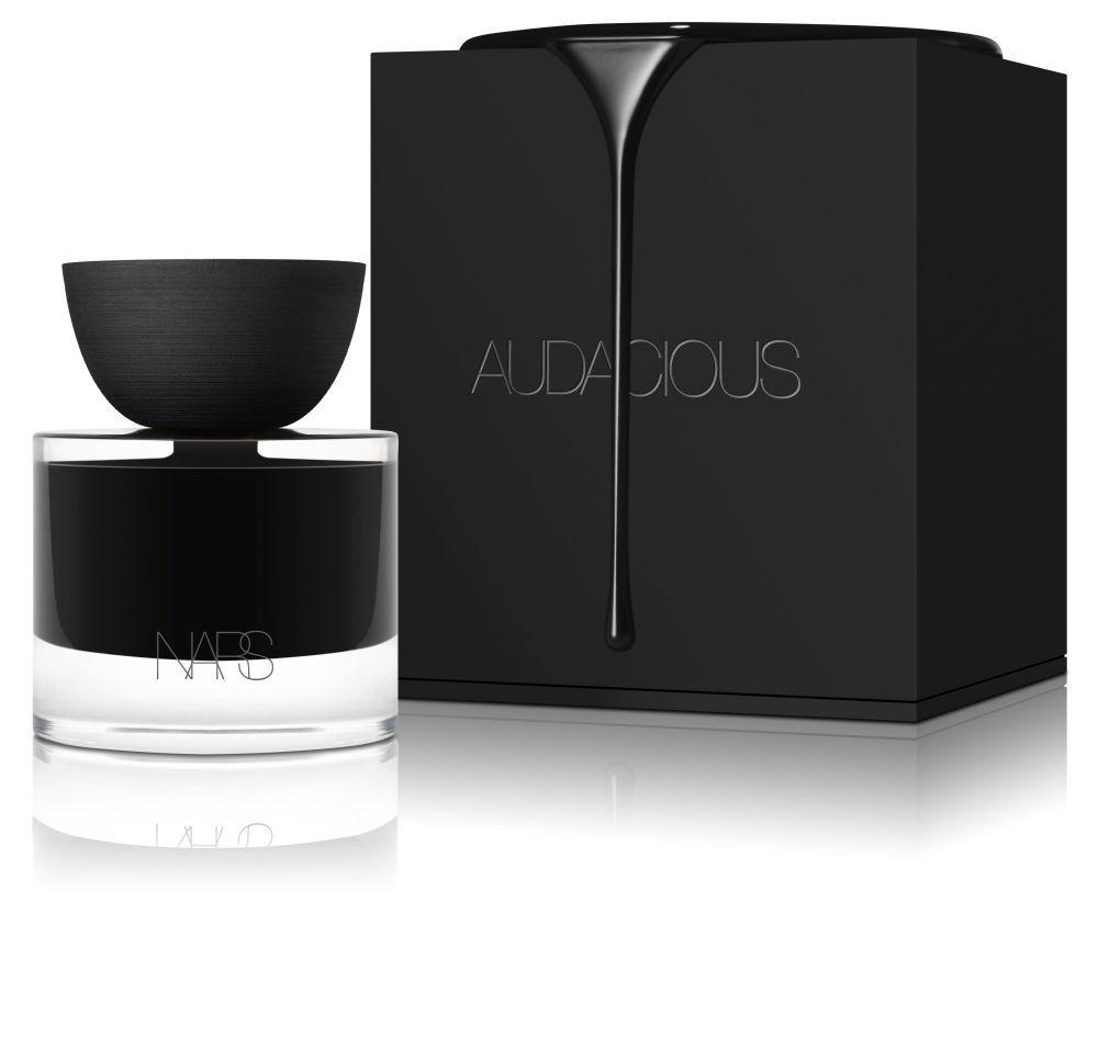 Audacious Fragrance, la primera fragancia de Nars.