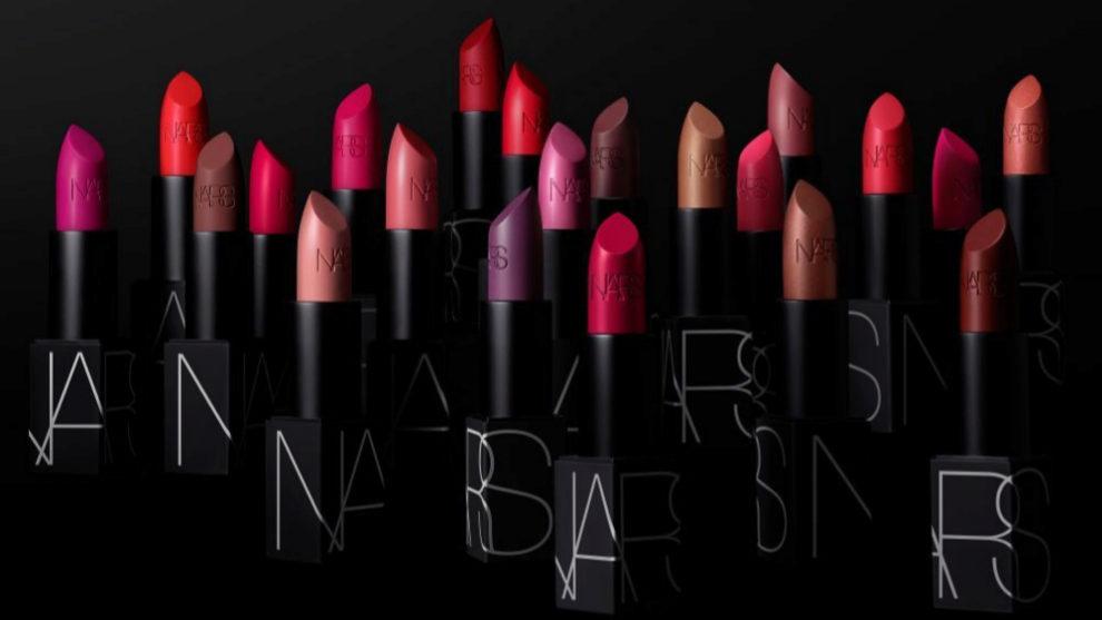 La nueva colección de labiales de Nars incluye 72 nuevos tonos.