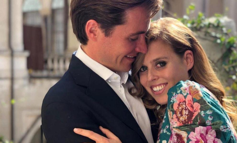Beatriz de York se casa con Edoardo Mapelli