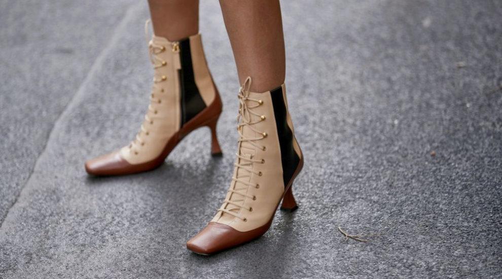 Las botas con cordones, ante las que se han rendido las chicas más...